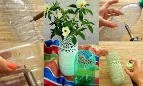 Decoration With Plastic Bottles 60 OF THE WORLDS BEST TUTORIALS ON HOW TO REUSE PLASTIC BOTTLES IN 20