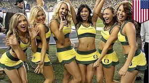 Hot young girl cheerleaders naked