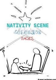 Nativity coloring pages are a great way to introduce kids to the story of the nativity. 4 Nativity Scene Coloring Pages Coworksheets