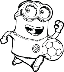 Coloring Soccer Coloring Soccer Players Thenewconcom