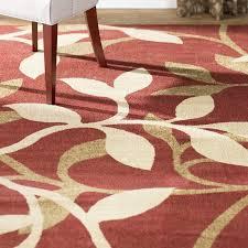 charlton home gaskins burdy tan area rug rug burdy kitchen rugs