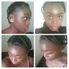 nancy s african threading style to protect or to stretch natural hair