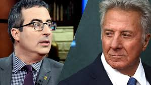 John Oliver Gets Into Heated Argument with Dustin Hoffman Over Sexual  Misconduct Allegations