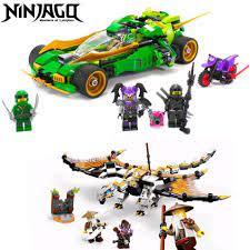 Đồ chơi lego ninjago lốc xoáy, lego ninjago rồng cho bé, Kèm theo sách  hướng dẫn lắp ráp, chất liệu nhựa ABS an toàn. giá cạnh tranh