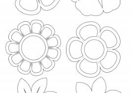 Pin Fiori Facili Da Disegnare Disegni Colorare Imagixs On Pinterest