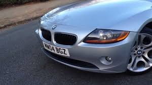 Coupe Series 2004 bmw roadster : 2004 BMW Z4 2.5i Manual Roadster Walk Around - FOR SALE - YouTube