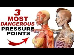 Dim Mak Points Chart 3 Most Dangerous Pressure Points For Self Defense Youtube
