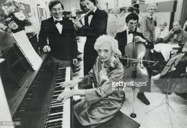 Hilda Wheeler hasn't lost her touch. On her 101st birthday yesterday...  News Photo - Getty Images