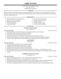 Manager Resume Examples Manager Resumes Examples Get Started Today ...