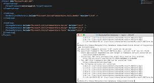 Microsoft Entityframeworkcore Design C Entity Framework Core Net Cli Stack Overflow