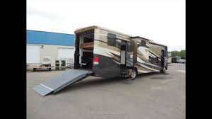 2016 newmar canyon star 3920 toy hauler new features