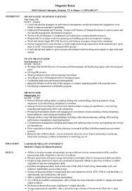 resume for human resources manager hr manager resume samples velvet jobs