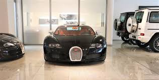 Production was limited to 30 units. Bugatti Sang Noir Edition