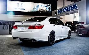 2013 Honda Accord EX sedan by DSO Eyewear and MAD Industries right ...