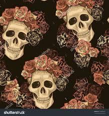 tattoo parlor royalty free rhrf gothic fabric u gift wrap spoonflowerrhspoonflower gothic vine skeleton wallpaper fabric