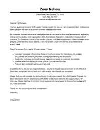 Cover Letter Suggestions Best Shift Leader Trainee Cover Letter Examples LiveCareer 1