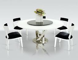 modern round glass dining table contemporary for 6 8 set circle dinner tables uk modern round glass dining table
