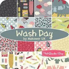 352 best Fabric Love images on Pinterest   Fat quarters, Fat ... & Wash Day Fat Quarter Bundle Makower UK for Andover Fabrics - Fat Quarter  Shop - Laundry bags for Laundry room Adamdwight.com