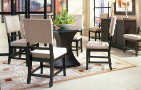 Rugs godiva round dining room 4 chairs