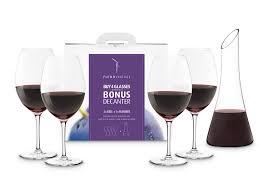 plumm vintage decanter pack 139 90 includes flinders decanter and four vintage red wine glasses