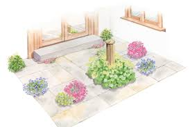 Small Picture 16 Free Garden Plans Garden Design Ideas