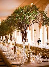 not flowers but ginormous green branches beautiful wedding wedding wedding decorations and wedding centerpieces
