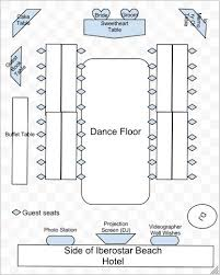 plan wedding reception our reception layout wedding reception plans reception layout