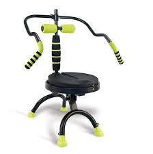 details about as seen on tv ab doer 360 plete workout ab machine black