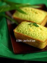 Cake Pandan Harum Dan Yummy Just Try Taste