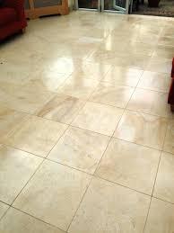 Limestone Kitchen Floor Tiles Tiled Floor East Surrey Tile Doctor