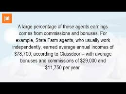 how much do independent state farm insurance agents make