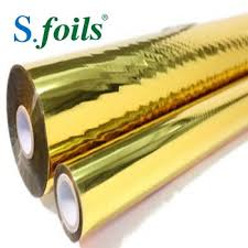 Hot Stamping Foil Kurz 428 Matt Gold For Paper Directly Selling From Factory Buy Hot Stamping Foil Matte Gold Color Hot Foil Stamping Product On