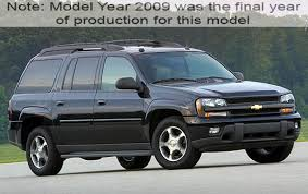 2009 Chevrolet TrailBlazer - Information and photos - ZombieDrive