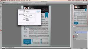 Convert Resume To Cv Convert A100 to US letter in Photoshop Professional Resume by The 25
