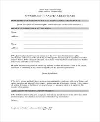 Letter Of Certification Of Ownership Ingyenoltoztetosjatekok Com