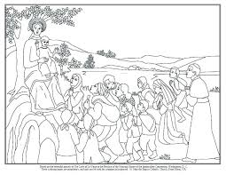 Printable Coloring Pages Of Virgin Mother Coloring Page Feast Of The