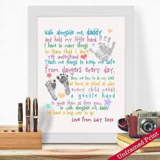 personalised gifts for dad daddy step dad husband father in law grandpa papa gra fathers day birthday xmas from son daughters wife baby kids