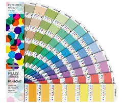 Pantone Matching System Color Chart Pantone Releases New Extended Gamut Guide