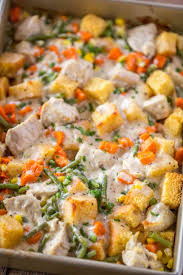 leftover turkey casserole. Simple Leftover Leftover Turkey Casserole With An Easy Creamy Cheddar Gravy Cornbread And  Vegetables Will Make You Throughout The Recipe Critic