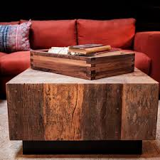 peroba wood furniture. the leblon coffee table uses purity of a simple block form to bring out untamed beauty and surface texture reclaimed peroba wood tables furniture e