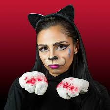 add a l and a kitty ears headband and the look will be plete you ll be a walking public service announcement about the dangers of declawing a cat