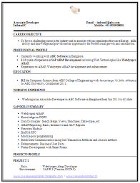 Computer Science Resume Interesting Over 60 CV And Resume Samples With Free Download Computer