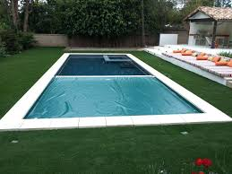 retractable pool cover. Automatic Pool Covers Cost C . Retractable Cover