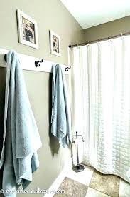 Bathroom Towel Holder Ideas Bathroom Towel Rack Manufacturers Bath