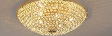 flush fitting ceiling lights