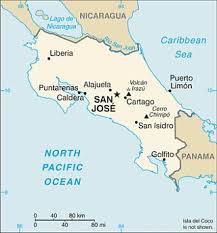 Costa Rica Climate Chart Costa Rica Climate Average Weather Temperature