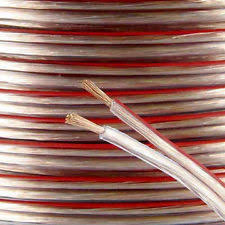 speaker wire audio cables adapters 30m 2x 2 5mm 14awg multi strand loud speaker cable wire for home or