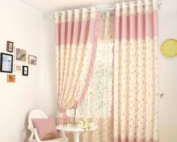 image of ina country ruffled curtains