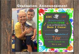 Preschool Graduation Announcements 29 Graduation Invitations Download Downloadcloud