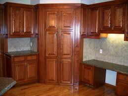 Oak Kitchen Pantry Cabinet Kitchen Pantry Cabinets